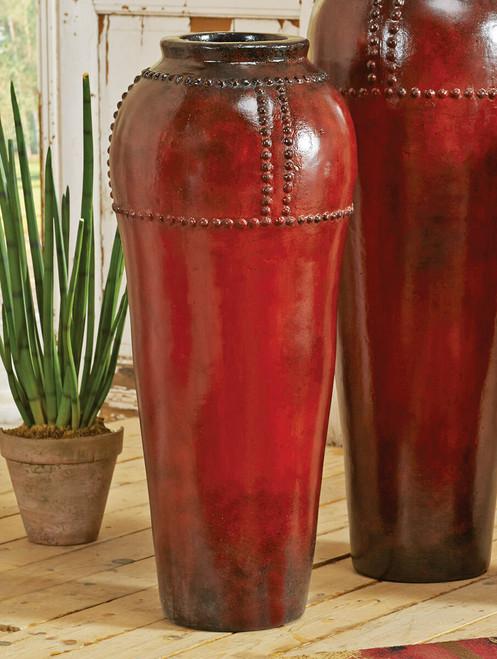 Nail Head Vase - Medium