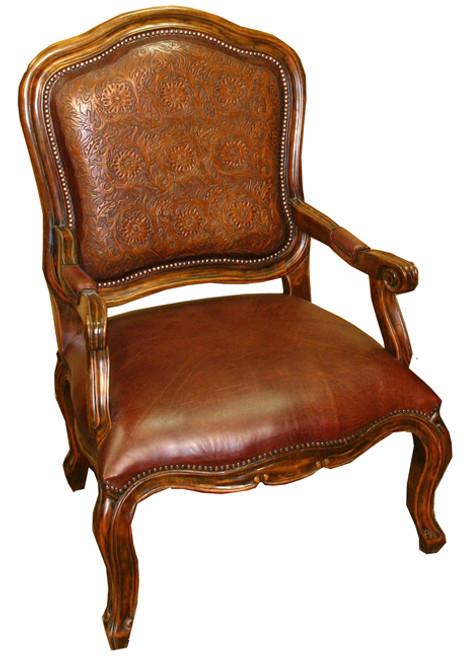 Medallion Chair
