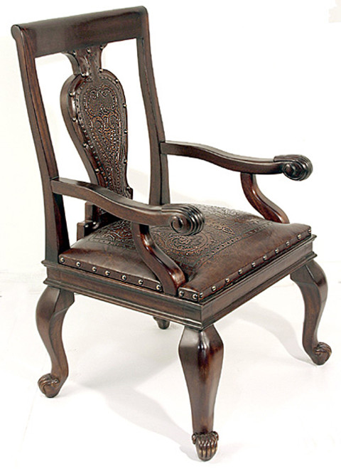 Raphael Colonial Arm Chair