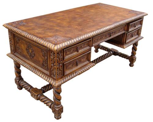 Small Solomon Desk