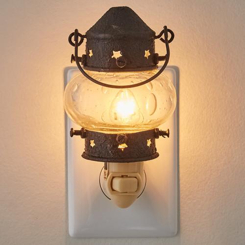 Old West Lantern Nightlight