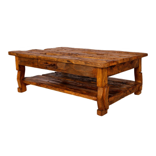 Old West Pine Coffee Table