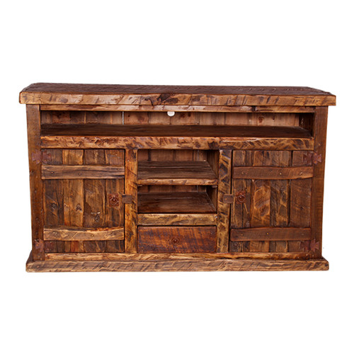 Old West Pine TV Stand