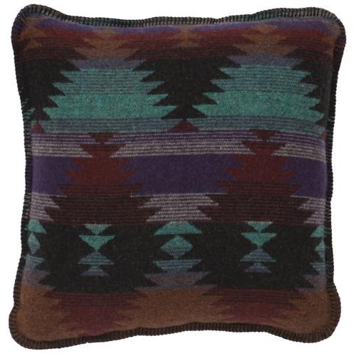 Painted Desert III Accent Pillow