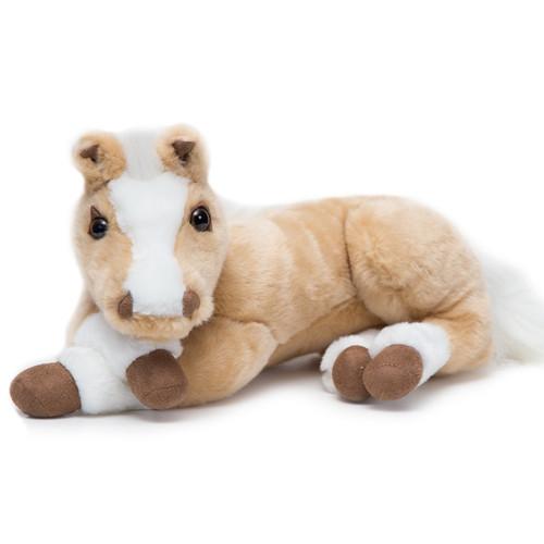 Patty the Palomino Horse Stuffed Animal