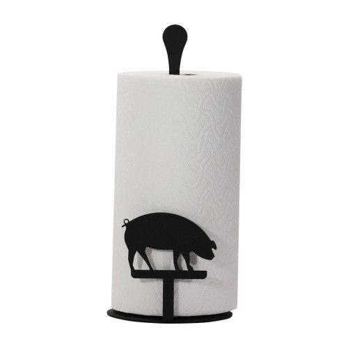 Pig Paper Towel Stand