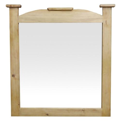 Pine Abode Mirror - Natural Light