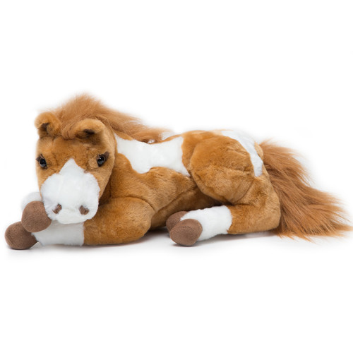 Polly the Paint Horse Stuffed Animal