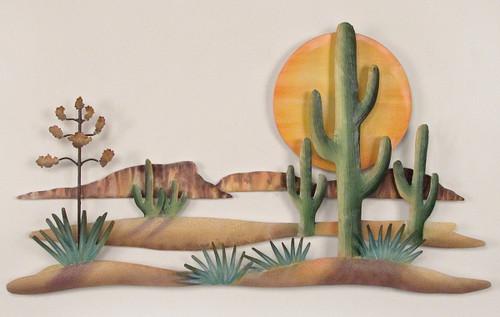 Quiet Desert Wall Art