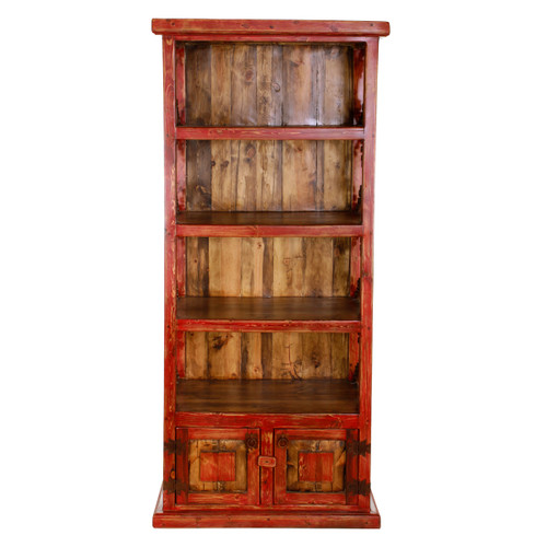 Red Pine Bluff Bookcase