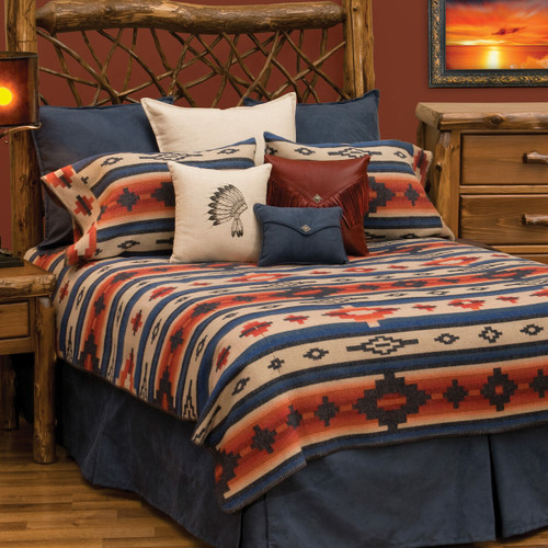Redrock Canyon Bedspread - Super Queen