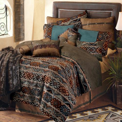 Rio Grande Bed Set - King