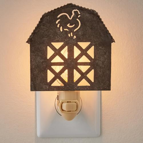 Rooster Barn Nightlight
