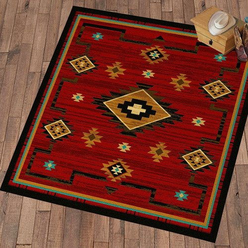 Rusted Dunes Rug - 11 Ft. Square