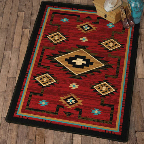 Rusted Dunes Rug - 3 x 4