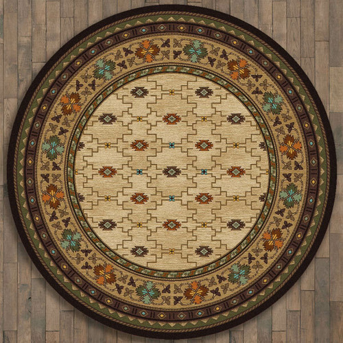 Rustic Traditions Rug - 11 Ft. Round