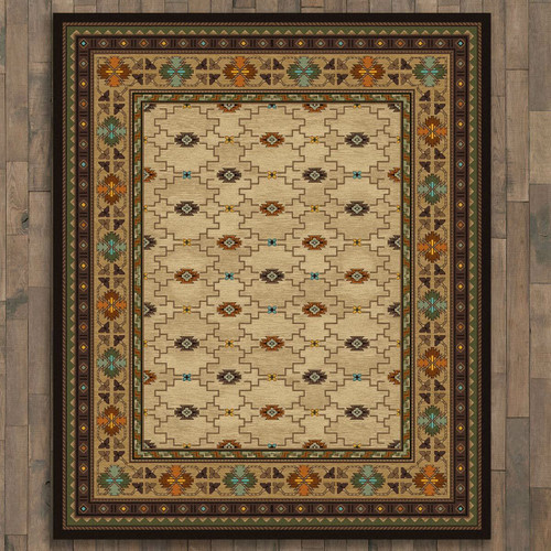 Rustic Traditions Rug - 11 x 13