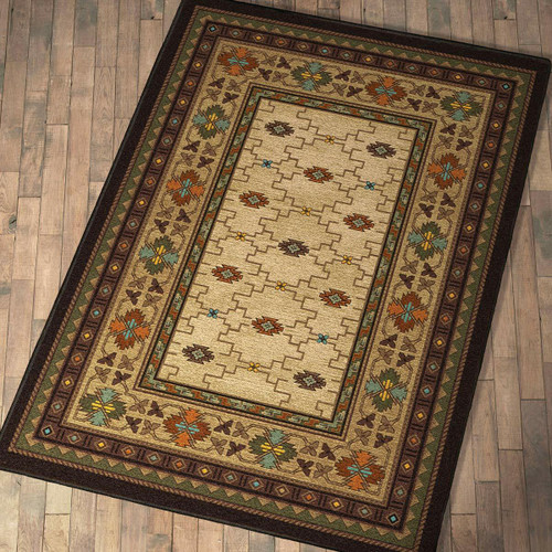 Rustic Traditions Rug - 5 x 8