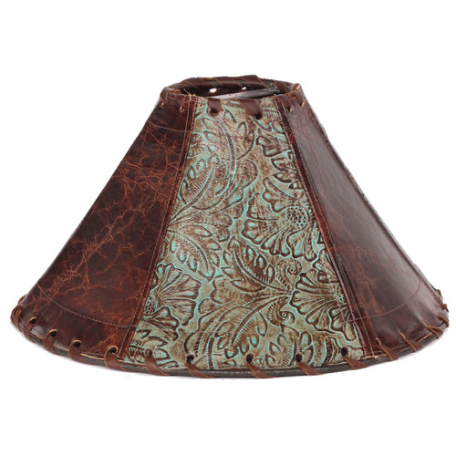 Saddle Collection Lamp Shade - 20 Inch