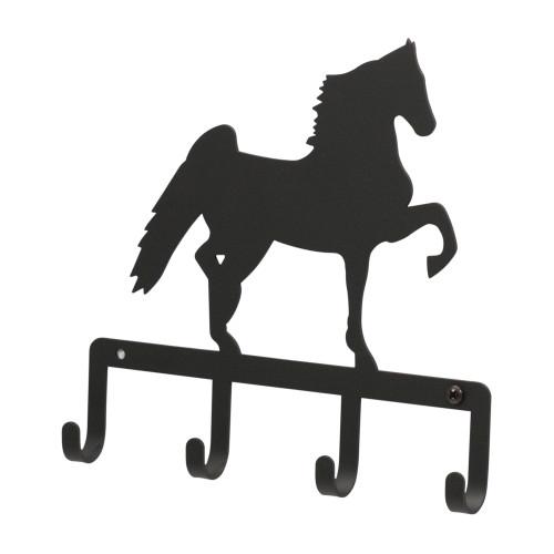 Saddle Horse Key Rack