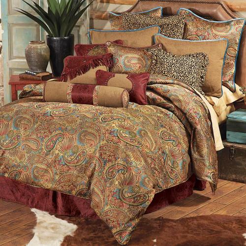 San Angelo Comforter Set - King