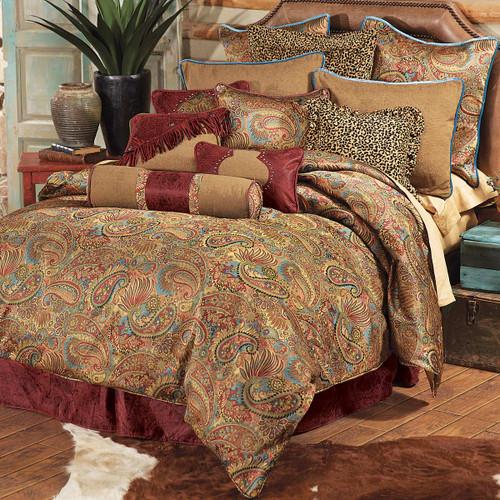San Angelo Comforter Set - Queen