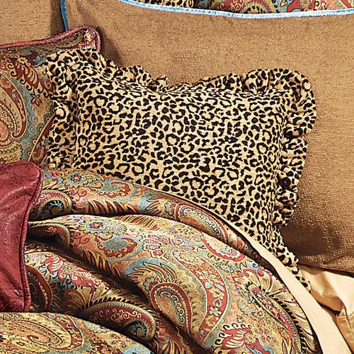San Angelo Leopard Pillow