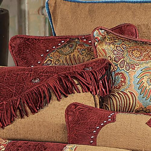 San Angelo Paisley Pillow