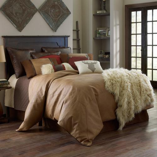 Sand Dune Comforter Set - Super Queen