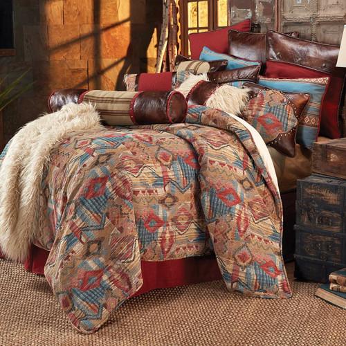 Santa Rosa Bed Set - Queen