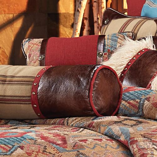 Santa Rosa Oblong Concho Pillow