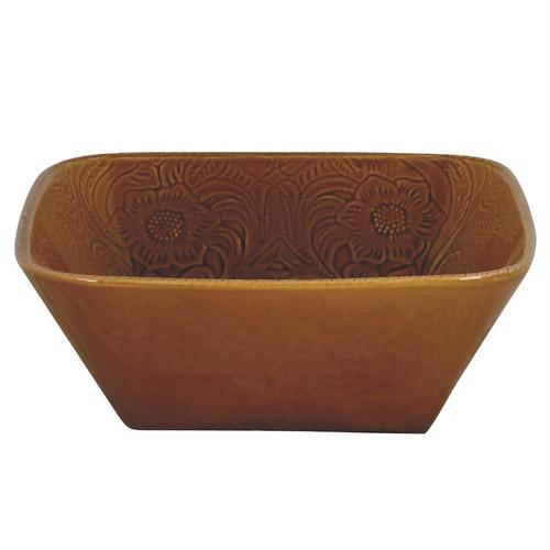 Savannah Mustard Serving Bowl