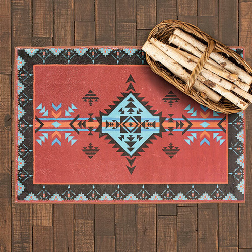 Sky Vision Accent Rug