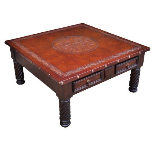 Solomon Square Coffee Table