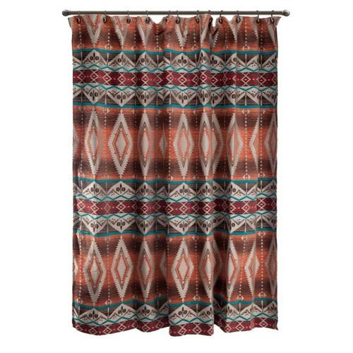 Sonoran Sky Shower Curtain