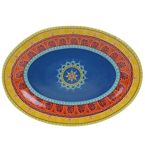 Sonoran Splendor Oval Platter