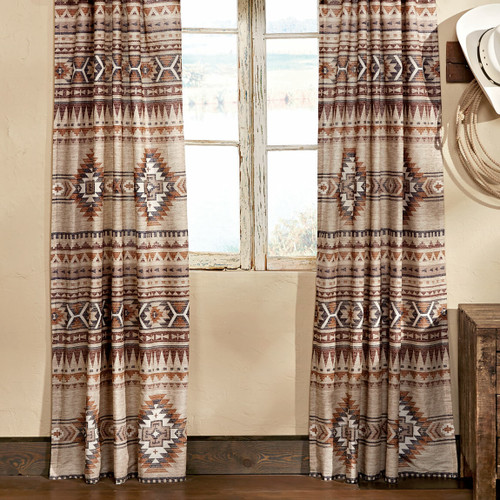 Southern Flare Lined Drapes