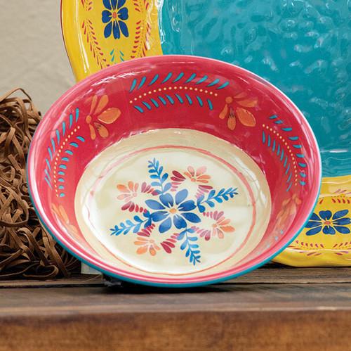 Southwest Bloom Bowls - Set of 4