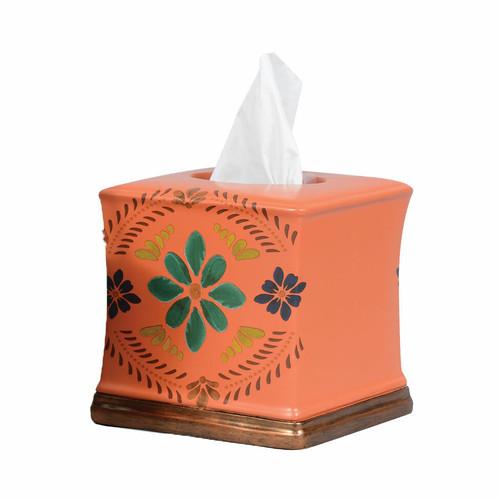 Southwest Bloom Tissue Box