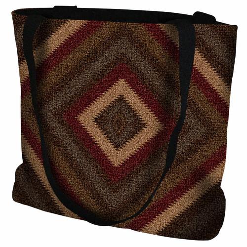 Southwest Sampler Russet Tote Bag