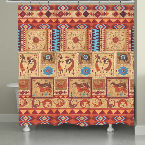 Southwest Visions Shower Curtain