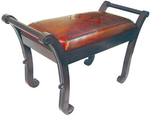 Spanish Heritage Vanity Bench