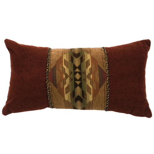 Stampede Rectangle Pillow - OUT OF STOCK