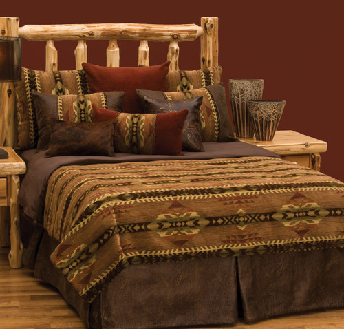 Stampede Value Bed Set - King - OUT OF STOCK