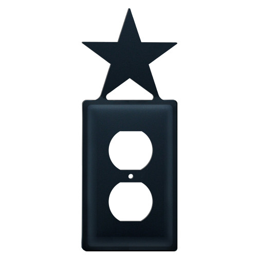 Star Single Outlet Cover
