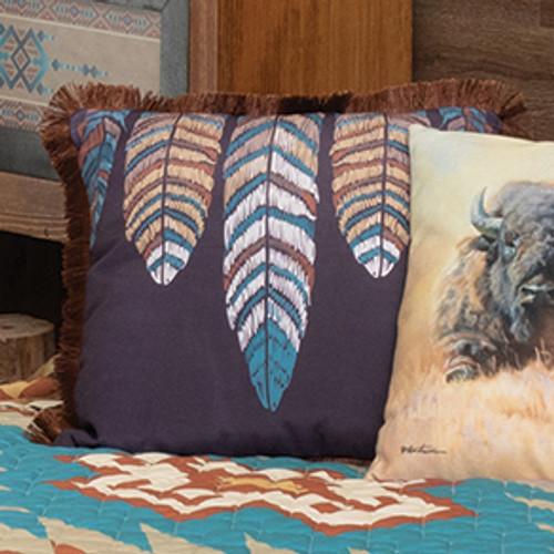 Sunrise Canyon Accent Pillow
