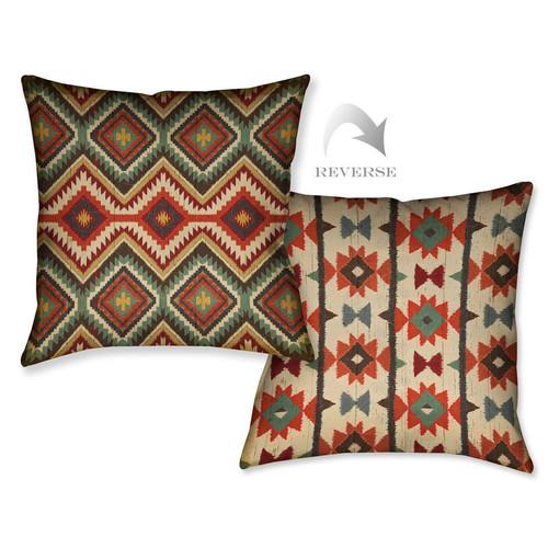 Sweet Southwest Pillow