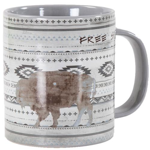 Taos Frost Mugs - Set of 4