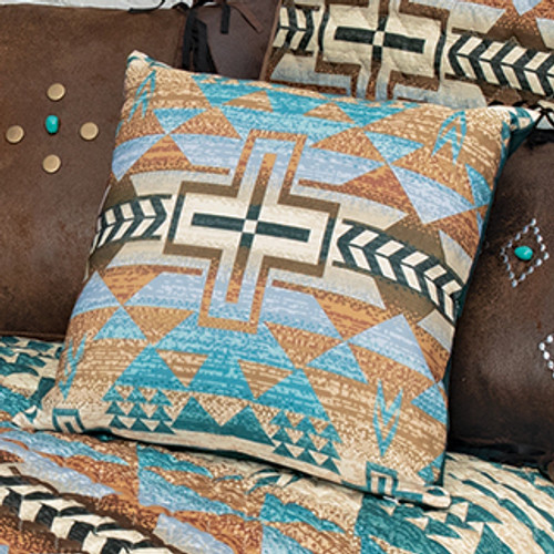 Teton Spirit Accent Pillow