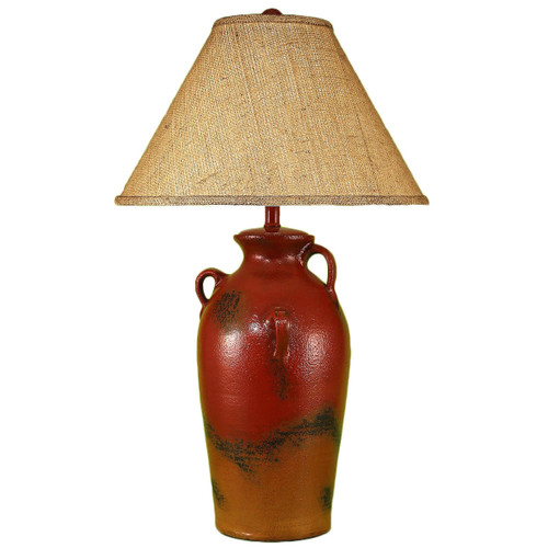 Three-Handle Pot Table Lamp